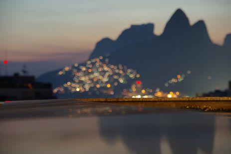 Atardecer de Abril en Rio de Janeiro