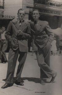 Dos arnedanos mudaos en 1957