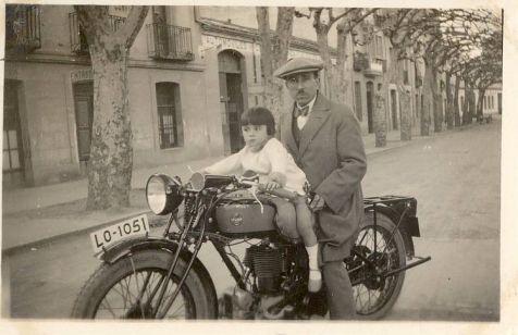 Duquesa de la Victoria, 1929