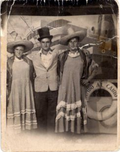 Amigos de Arenzana en los sanmateos