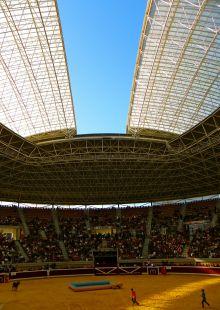 La plaza de toros 20/09/2011