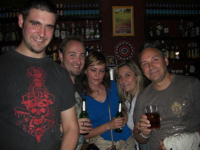 Por los bares