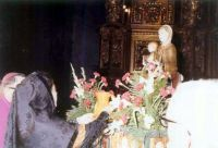 Ofrenda del mosto mateo en 1972
