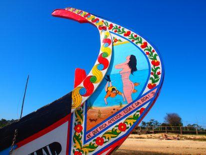 Torreira (Barca de Pescador)