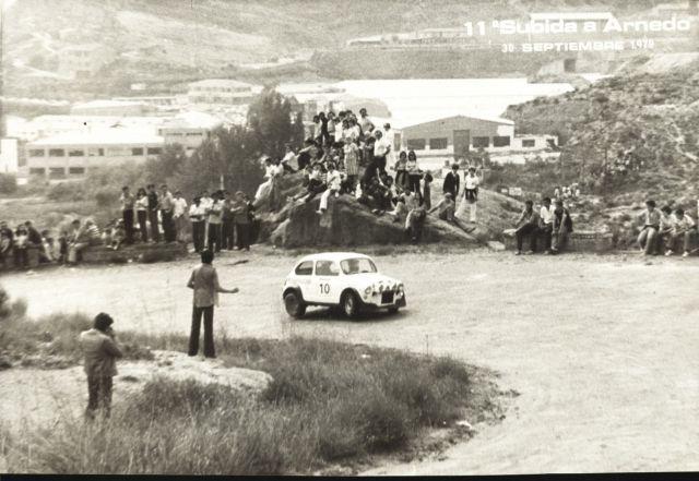 1979: Arnedo  y su subida automovilística