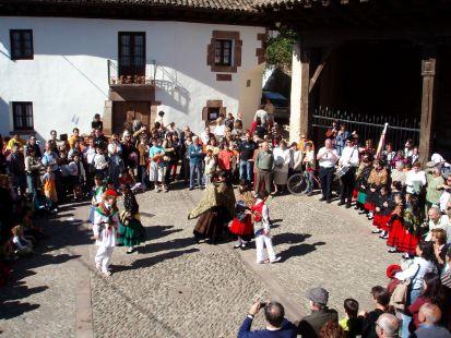 Bailadores de Ojacastro