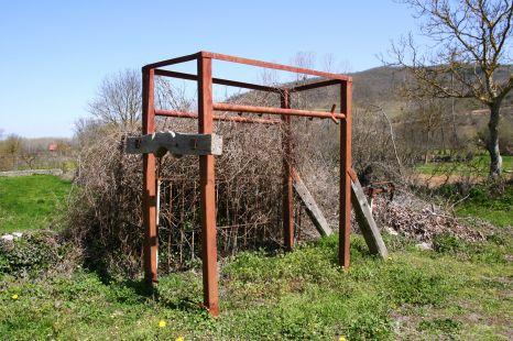 Maquina de Marcar ganado (Ojacastro)