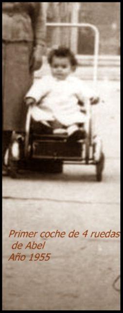 Primer coche de Abel