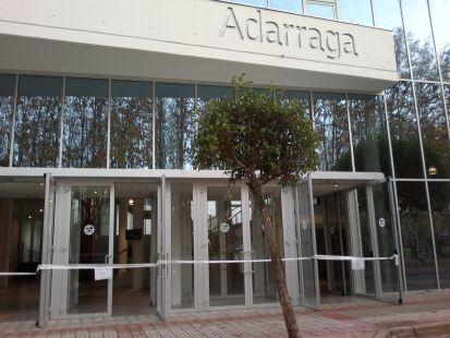 Cierre de las piscinas J. Adarraga