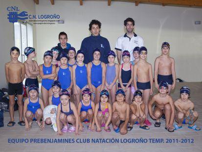 PREBENJAMINES CNL 2011-12