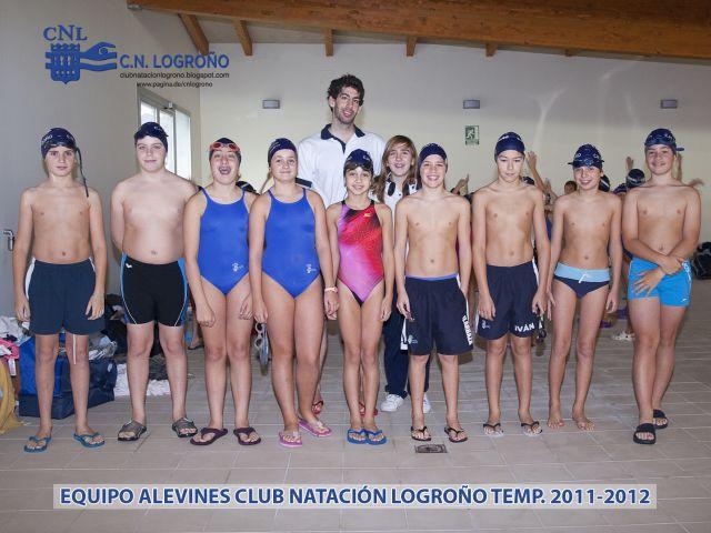 ALEVINES CNL 2011-12