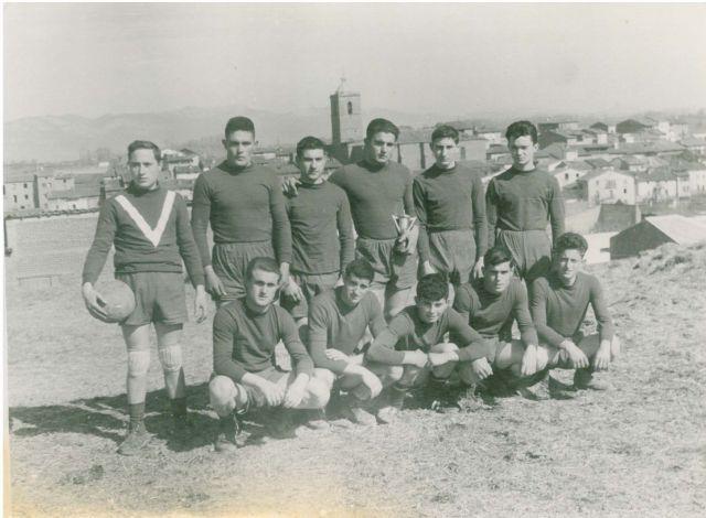 Futbolistas de Arenzana de Abajo