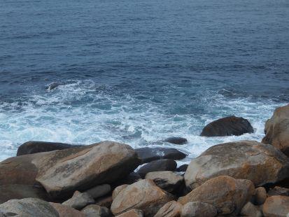 Golpes de mar leves