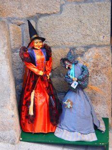 Brujas Gallegas de fiesta