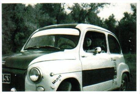 Clary en Seat 600