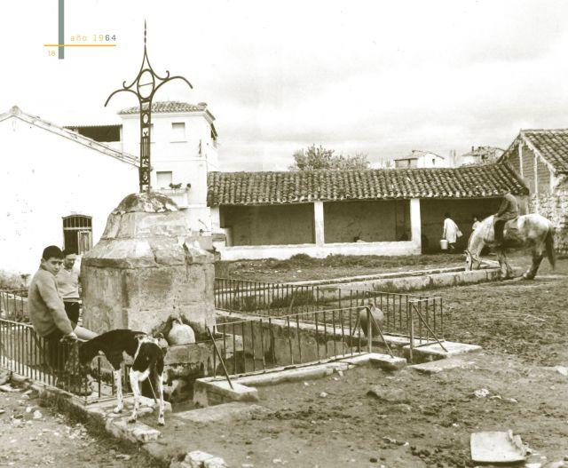 Fuente y lavadero de Villamediana