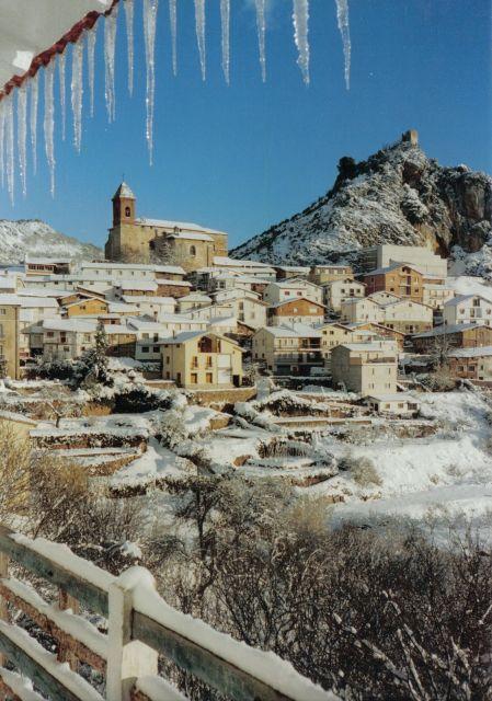 nevada en Nieva de Cameros