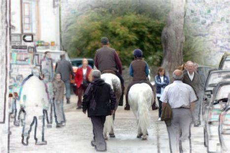 Feria del ganado de Ojacastro