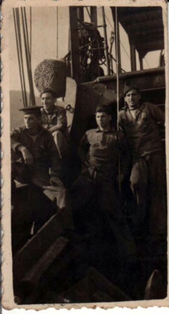 Marineros riojanos (Felipe ) año 1948