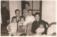 Foto de familia en Cervera
