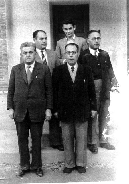 Maestros nacionales