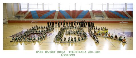 BABY BASKET RIOJA 2011-2012