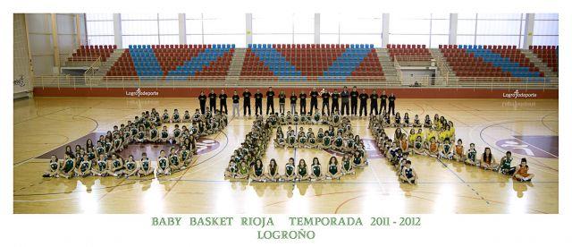 BABY BASKET RIOJA 2011-2012