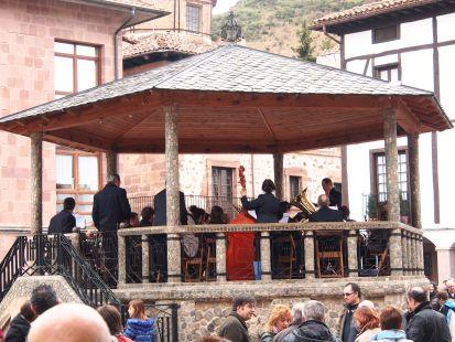 El Quiosco de Musica (Ezcaray)