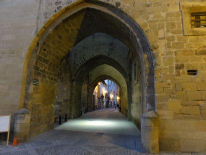 Arcos de la calle del Cristo