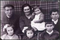 Foto de familia de Montalvo