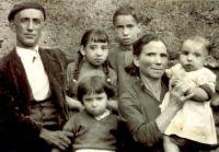 1959, foto para el Libro de Familia