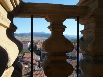 San Lorenzo desde la torre