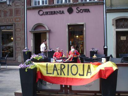desayuno en Gdansk