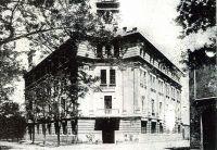 Foto antigua de Escolapios de Logroño