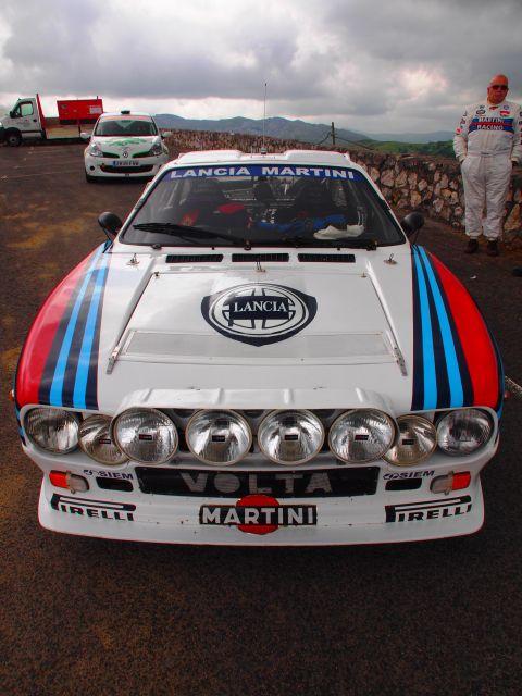 Lancia Rallye (un mito)