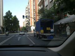 Parking privado en via preferente