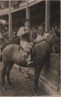 Toros en Arnedo en 1957