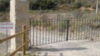 Cañada Ocupada en Logroño