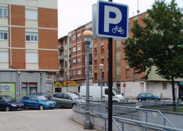 ¿Aparcamiento invisible para bicicletas?