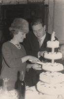 Boda en Arnedo en 1962