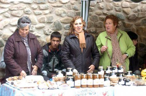 Feria agroalimetaria Ojacastro