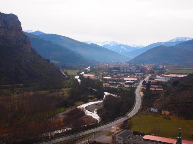 Entrada por el Valle a Ezcaray