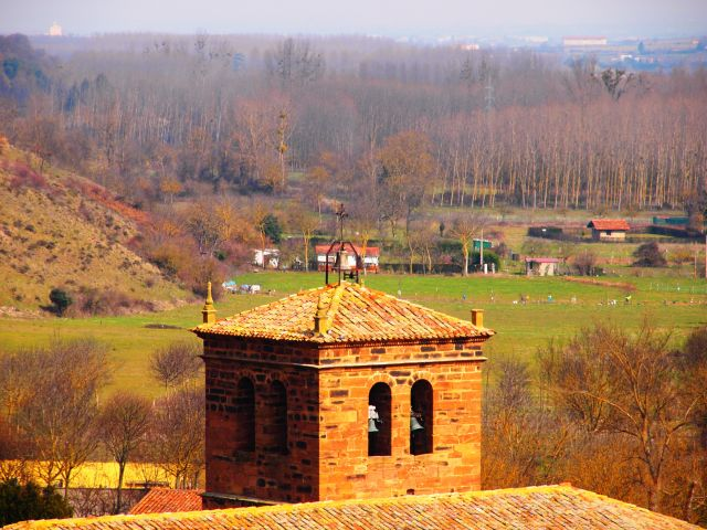 Torre de Iglesia de Ojacastro
