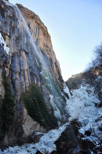 Cascada El Chorrón, Viguera (II)