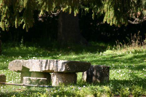 Mesa de campo historica (Ojacastro)