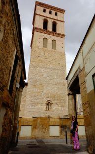 Nueva vista de la torre