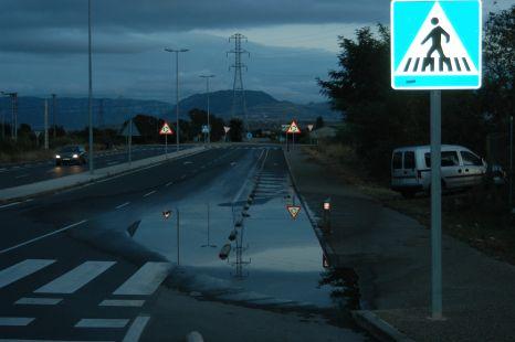 Inundación en Pedregales
