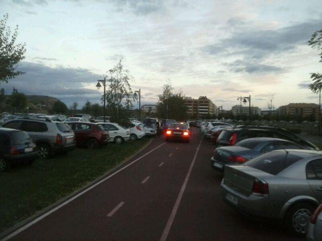 Ampliación del parking de Las Norias