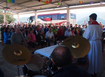 Misa Popular en La Riba