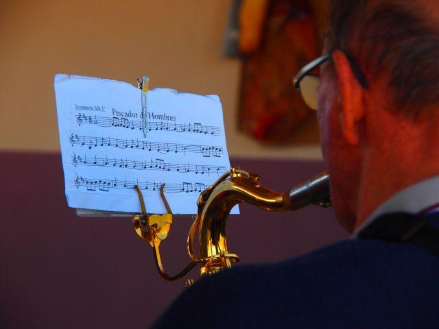 Música popular en La Riba
